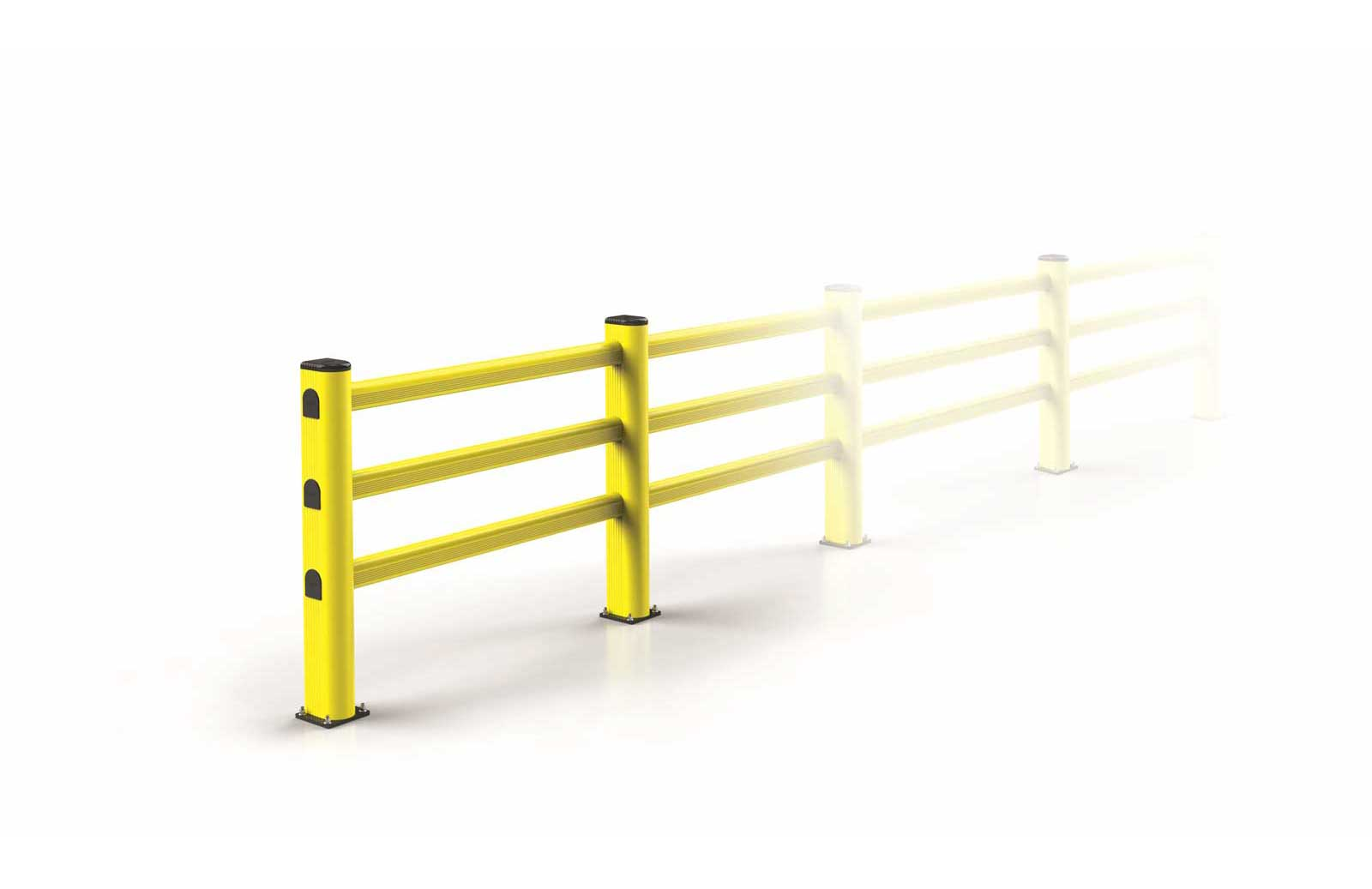 Ped-150 Industrial Safety Barriers