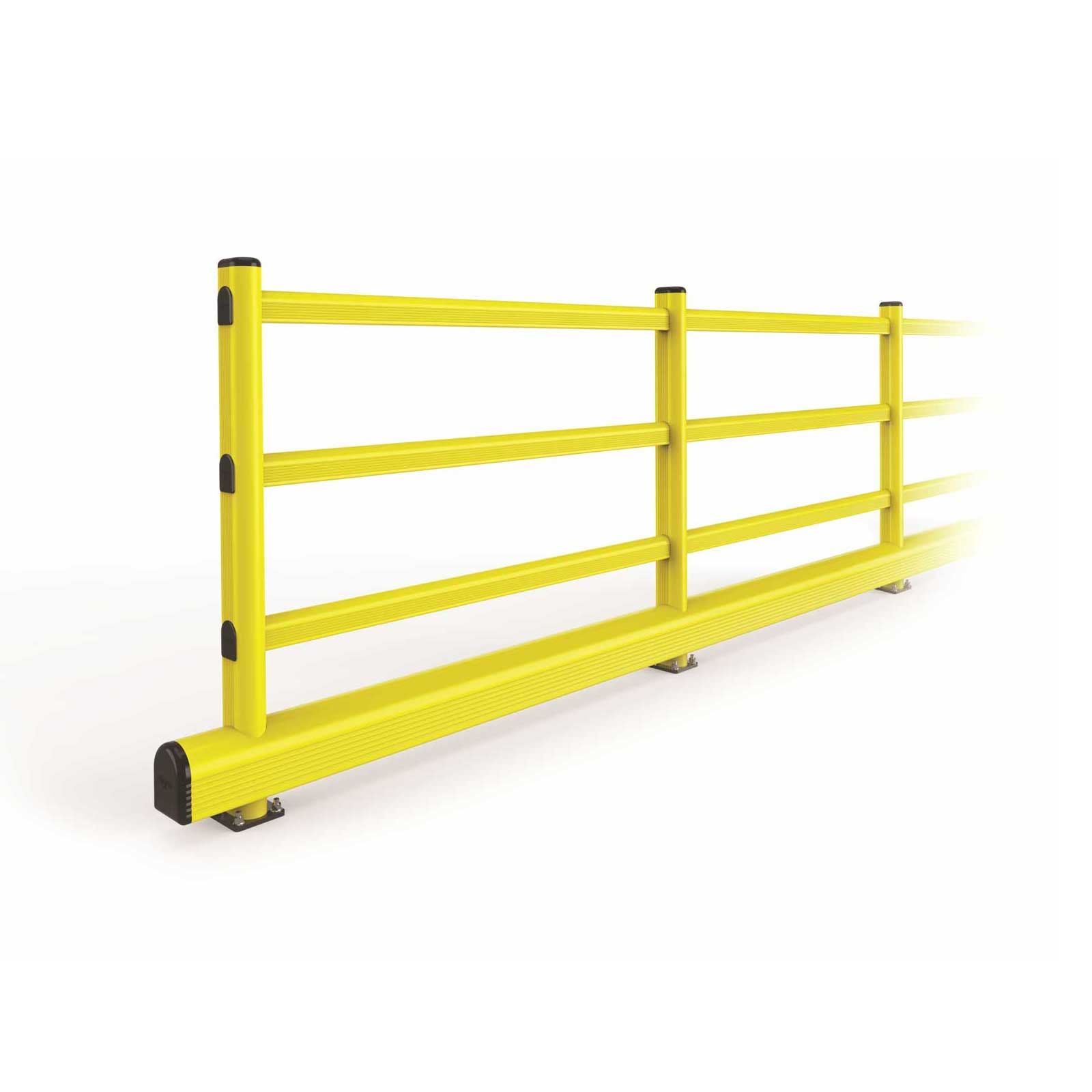 Ped-90-Reinforced Barriers