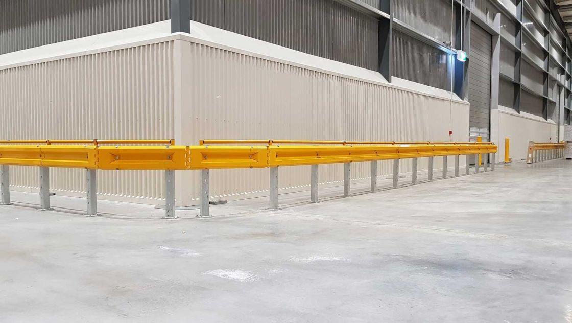 Walkshield Barriers Industrial Safety Barriers