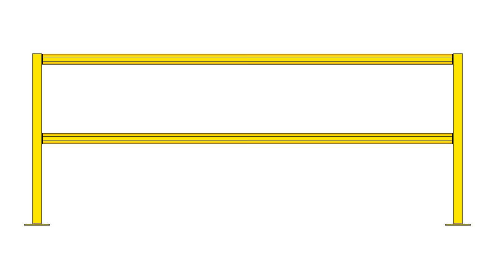 Walksure-1000A Barriers