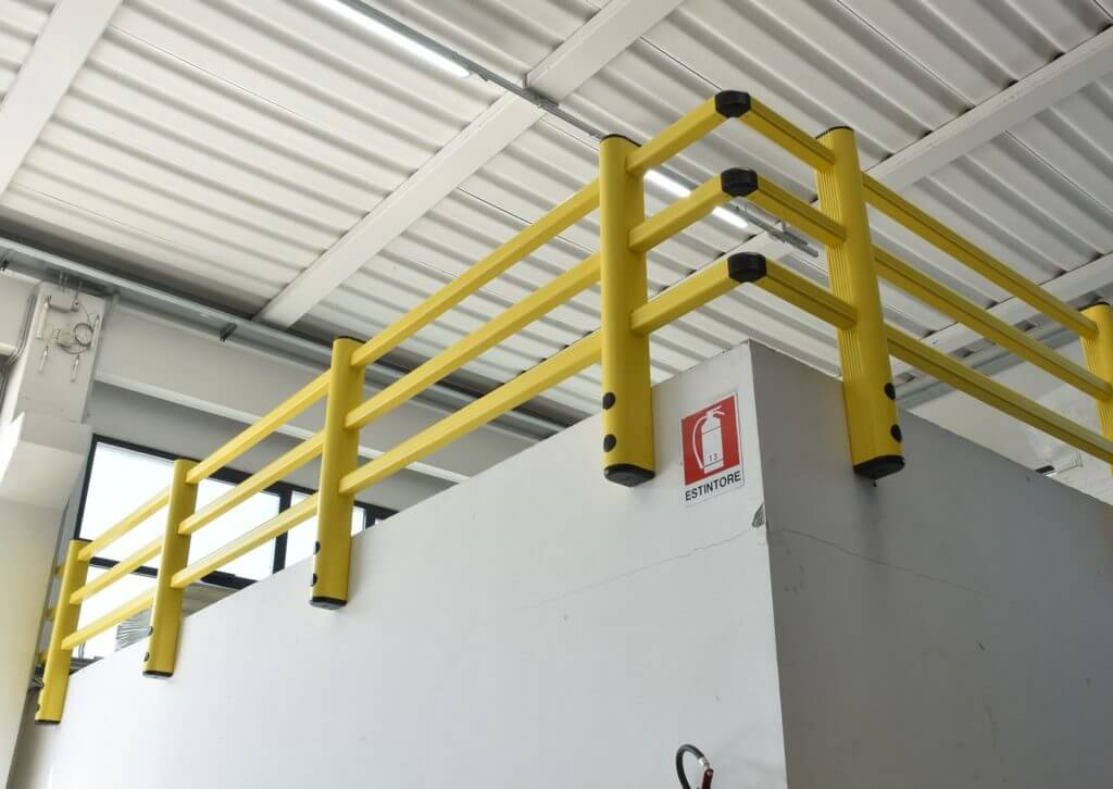 Loft Safety Barrier