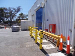 Forklift Barrier